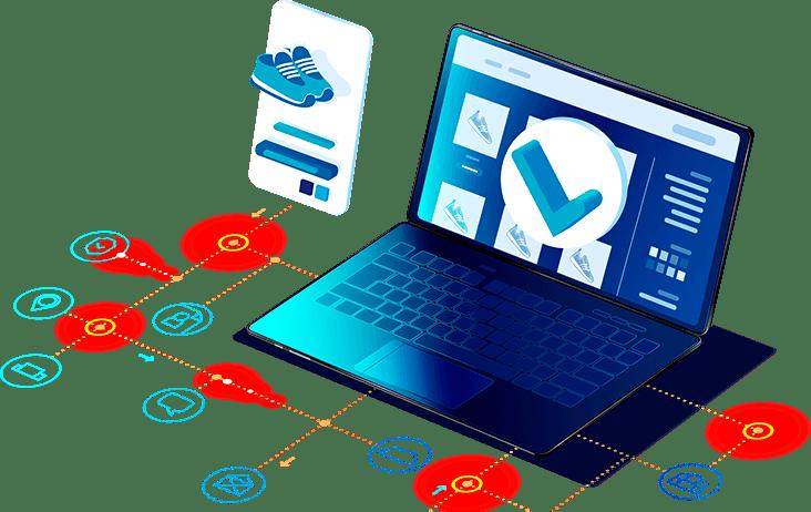 KARL-Concept, expertise web, Site E-commerce