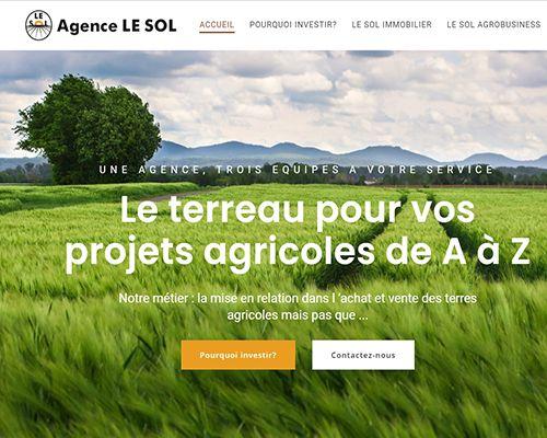 KARL-Concept référence client Agence le sol
